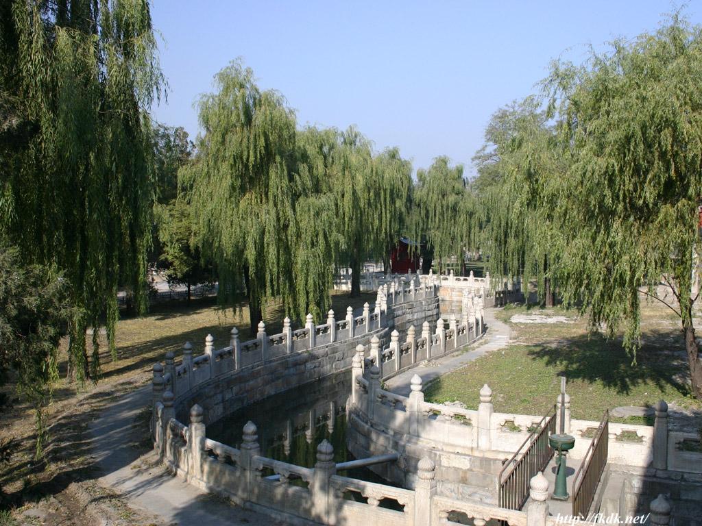 故宮の庭園