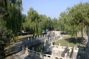 故宮の庭園の壁紙