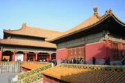 交泰殿と坤寧宮の壁紙