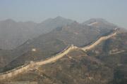 八達嶺長城遠景の壁紙