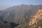 中国の山々の壁紙