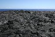 溶岩と海1の壁紙