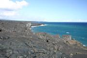 溶岩と海2の壁紙
