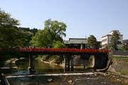 中橋と宮川の壁紙