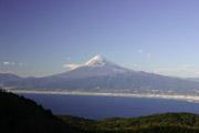 戸田峠からの富士山の壁紙