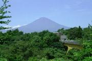 御殿場アウトレットからの富士山の壁紙