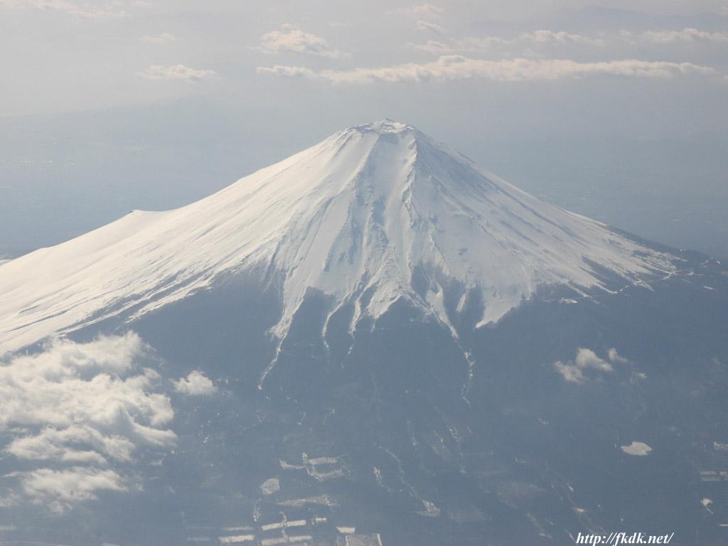 富士山空撮1