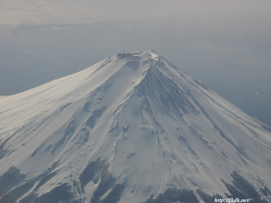 富士山空撮2