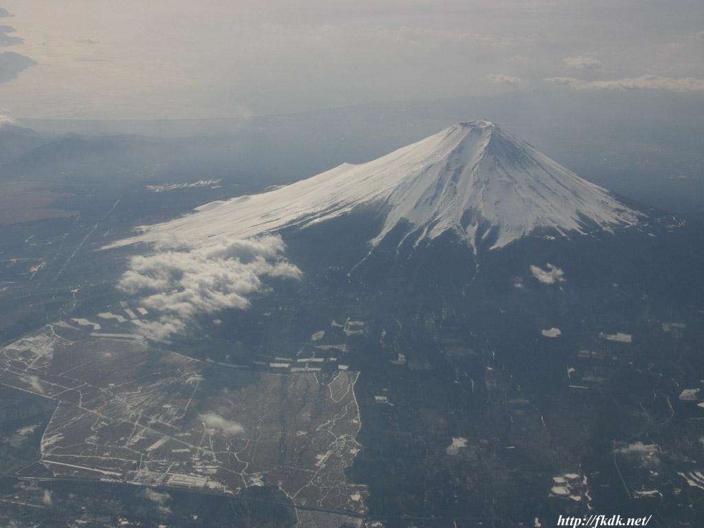 富士山空撮3