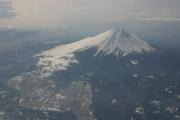 富士山空撮3の壁紙