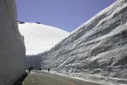 雪の大谷1の壁紙