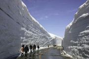 雪の大谷3の壁紙