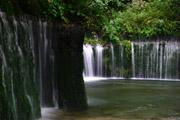 白糸の滝2の壁紙