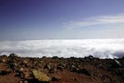 茶臼岳頂上からの雲海の壁紙