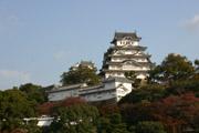 姫路城1の壁紙