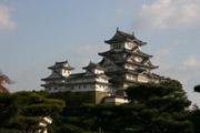 姫路城2の壁紙