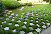 東福寺方丈庭園の壁紙