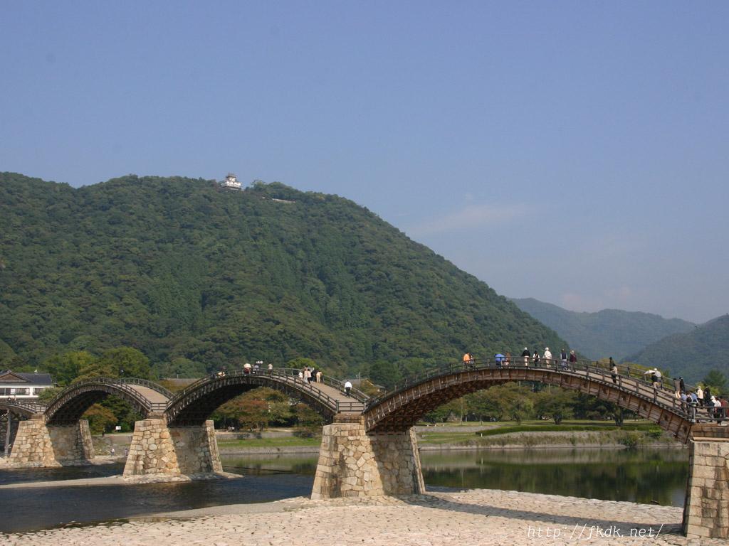 岩国・錦帯橋1