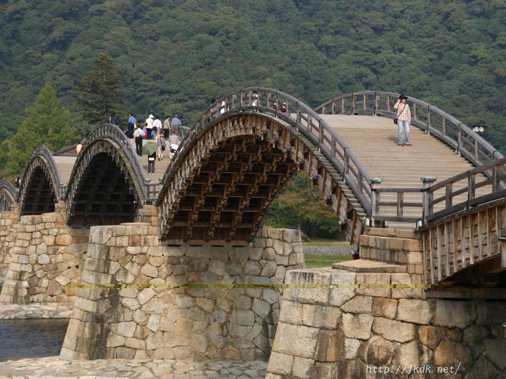 岩国・錦帯橋2