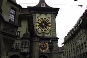ベルンの時計塔の壁紙