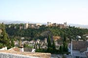 アルハンブラ宮殿の壁紙