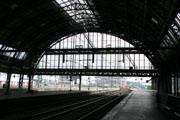 アムステルダム駅構内の壁紙